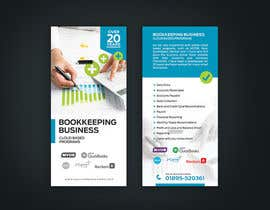 #29 for Design a Flyer for Bookkeeping Business af graphstas