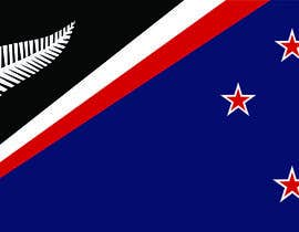 #53 cho Create Your Design Suggestion for the New Zealand Flag bởi Leugim83