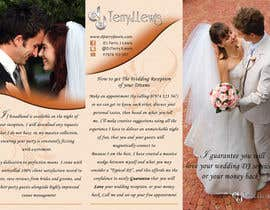 #31 for Brochure Design for DJ Terry J Lewis by photostyles