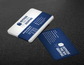 #91 para Business Card for Shipping Store/Company (Logo Supplied) por imtiazmahmud80