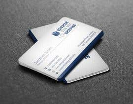 #51 para Business Card for Shipping Store/Company (Logo Supplied) por anikush