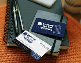 #61 para Business Card for Shipping Store/Company (Logo Supplied) por majasdigital