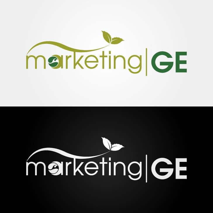 Inscrição nº 2 do Concurso para Design a Logo for MarketingGE