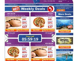 neXXes tarafından Website Design for weeklydeals için no 14