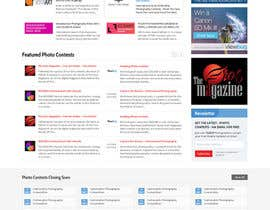 massoftware tarafından Design a Homepage mockup for our existing website WITHOUT changing the layout [PSD ONLY] için no 49