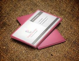 #9 untuk Design a letterhead and business cards for a nail salon oleh TanoJawed