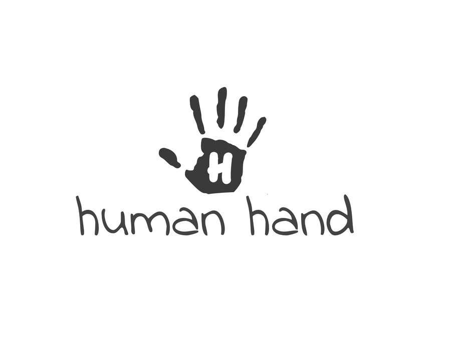 Kilpailutyö #35 kilpailussa Design a Logo for Human Hand