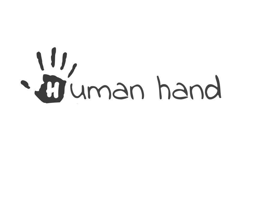 Kilpailutyö #37 kilpailussa Design a Logo for Human Hand