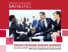 #26 untuk Design a Brochure for Private International Offshore Banking Business oleh stylishwork