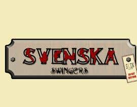 #49 for Designa en logo for www.svenskaswingers.se by kirtanwa