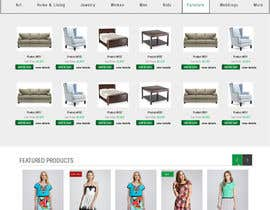 "#6 cho Design a Website Mockup for  for an e-commerce Wordpress site ""MASHROO3K"" bởi azzaldesigns"