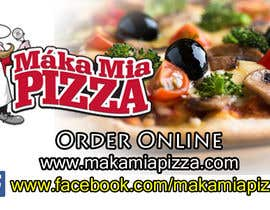 #6 untuk Design a Banner for Online Ordering - Pizza oleh shafique8573
