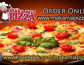 #7 untuk Design a Banner for Online Ordering - Pizza oleh shafique8573