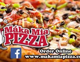 #8 untuk Design a Banner for Online Ordering - Pizza oleh shafique8573