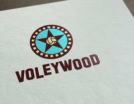 #20 para Design A Volleyball + Hollywood Logo! por imagencreativajp