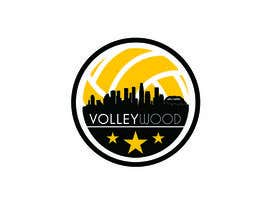 #10 para Design A Volleyball + Hollywood Logo! por jeffcurlew