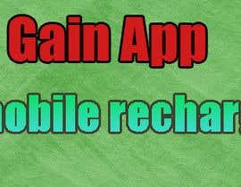 Mahim2015 tarafından Cash Gain app banner için no 6