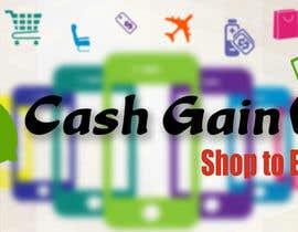 vinitsinha1240 tarafından Cash Gain app banner için no 12