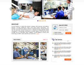 #49 for Design a Website Mockup for OncoSil Medical Ltd af shybkar