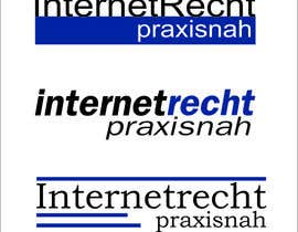 #3 for Design eines Logos for Internetrecht-praxisnah.de af clamos