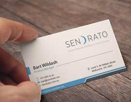 mdreyad tarafından Design some Business Cards for Sendrato Australia için no 117