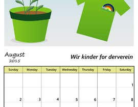 #6 para Design a voucher calendar for a 1st grade of primary school por tpwdesign