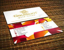 #9 cho Re design some Business Cards for me bởi ghani1