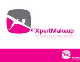 #78 for Logo Design for XpertMakeup by jasminkamitrovic