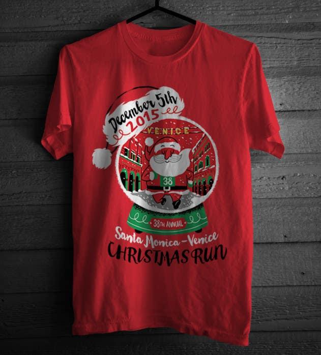 Konkurrenceindlæg #7 for Illustrate Something for Event T-shirt 5K/10K Run