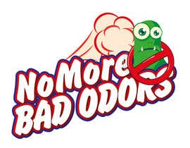 #12 for Design a Logo for NoMoreBadOdors.com af Zsuska
