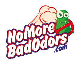 #13 for Design a Logo for NoMoreBadOdors.com af Zsuska