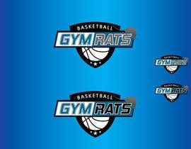 #61 para Design a Logo for Gym Rats por GeorgeOrf