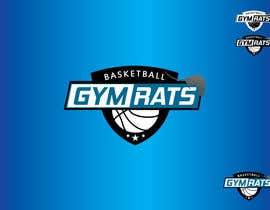 #81 para Design a Logo for Gym Rats por GeorgeOrf