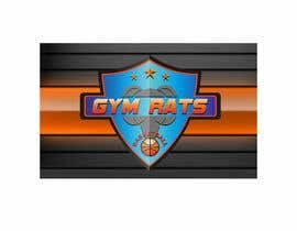 #130 para Design a Logo for Gym Rats por airbrusheskid