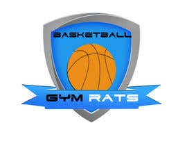 #118 para Design a Logo for Gym Rats por rzndra01