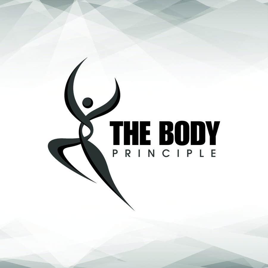 Penyertaan Peraduan #152 untuk Design a Logo for The Body Principle