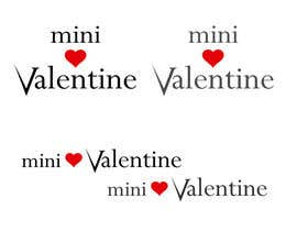 #32 cho Design a Logo for Mini Valentine bởi stoilova