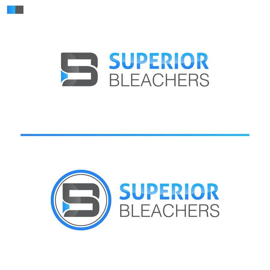 Penyertaan Peraduan #33 untuk Design a Logo for Superior Bleachers
