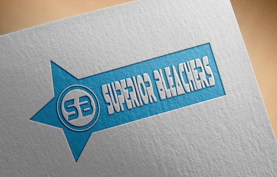 Penyertaan Peraduan #47 untuk Design a Logo for Superior Bleachers