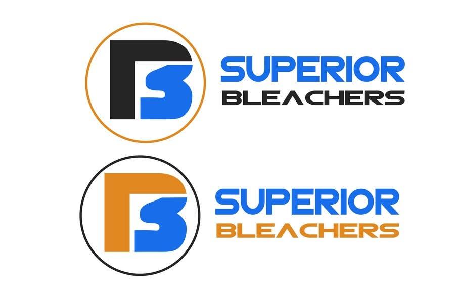 Penyertaan Peraduan #43 untuk Design a Logo for Superior Bleachers