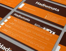 #18 untuk Design Back of Business Cards with design concept provided oleh kalashaili
