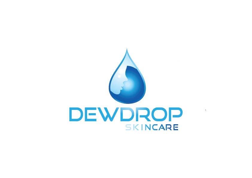 Kilpailutyö #250 kilpailussa Design a Logo for DewDrop SkinCare
