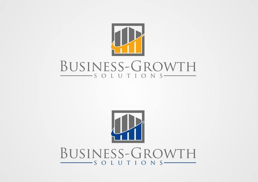Kilpailutyö #64 kilpailussa Design a Logo for business-growth.solutions