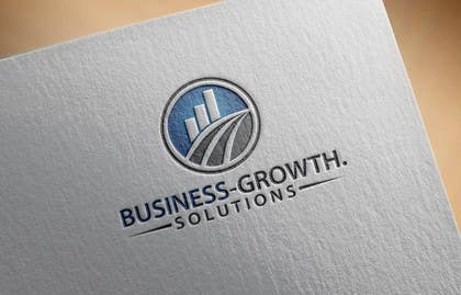 #13 for Design a Logo for business-growth.solutions af alikarovaliya