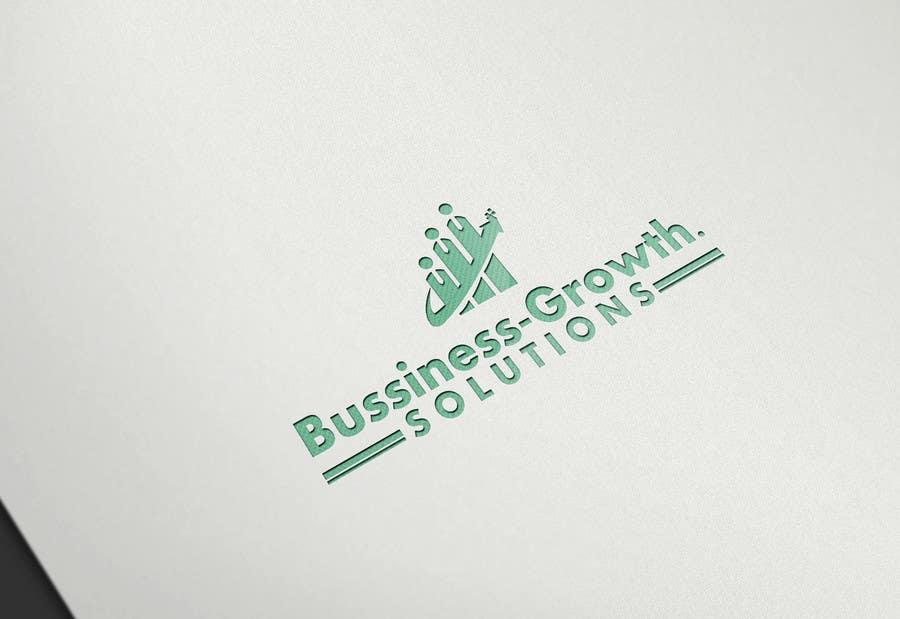 Kilpailutyö #6 kilpailussa Design a Logo for business-growth.solutions
