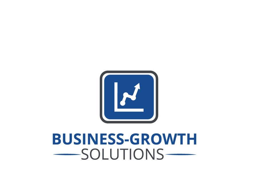 Kilpailutyö #59 kilpailussa Design a Logo for business-growth.solutions