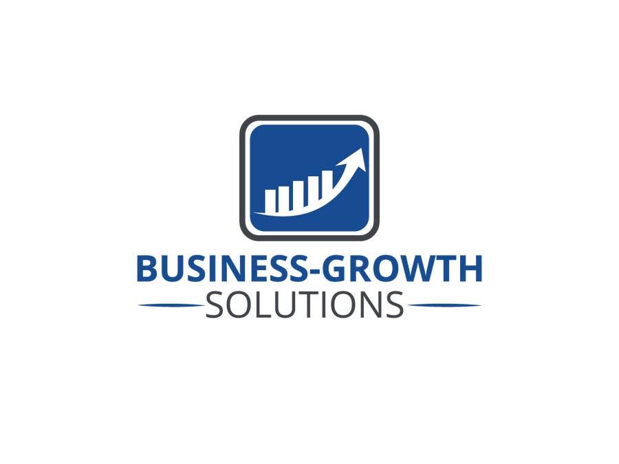 Kilpailutyö #60 kilpailussa Design a Logo for business-growth.solutions