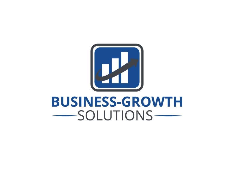 Kilpailutyö #62 kilpailussa Design a Logo for business-growth.solutions