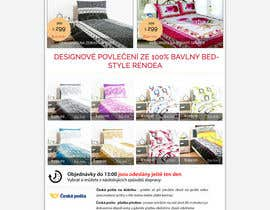 #2 untuk Redesign landing product page killer page (squeeze) for bedding oleh webidea12