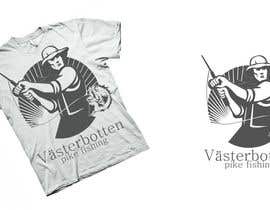 #20 untuk Design a T-Shirt for outdoor/fishing apparel company oleh gravityart24